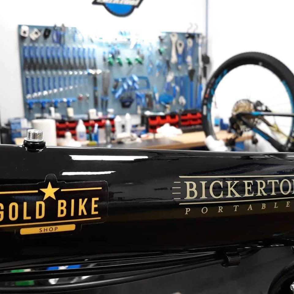 Reparación y taller de bicicletas