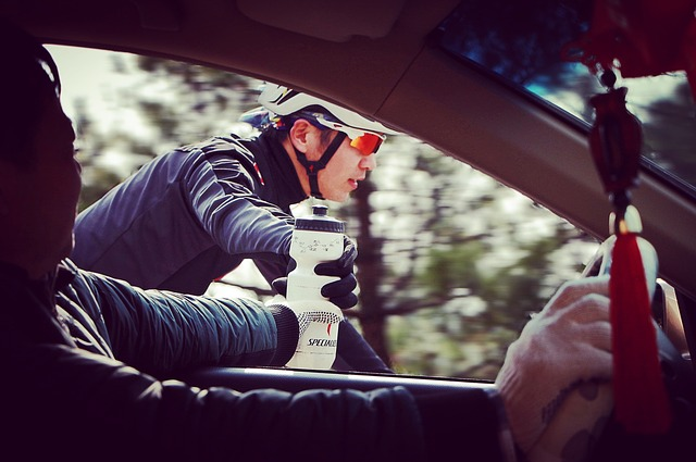 Hidratación en ciclismo